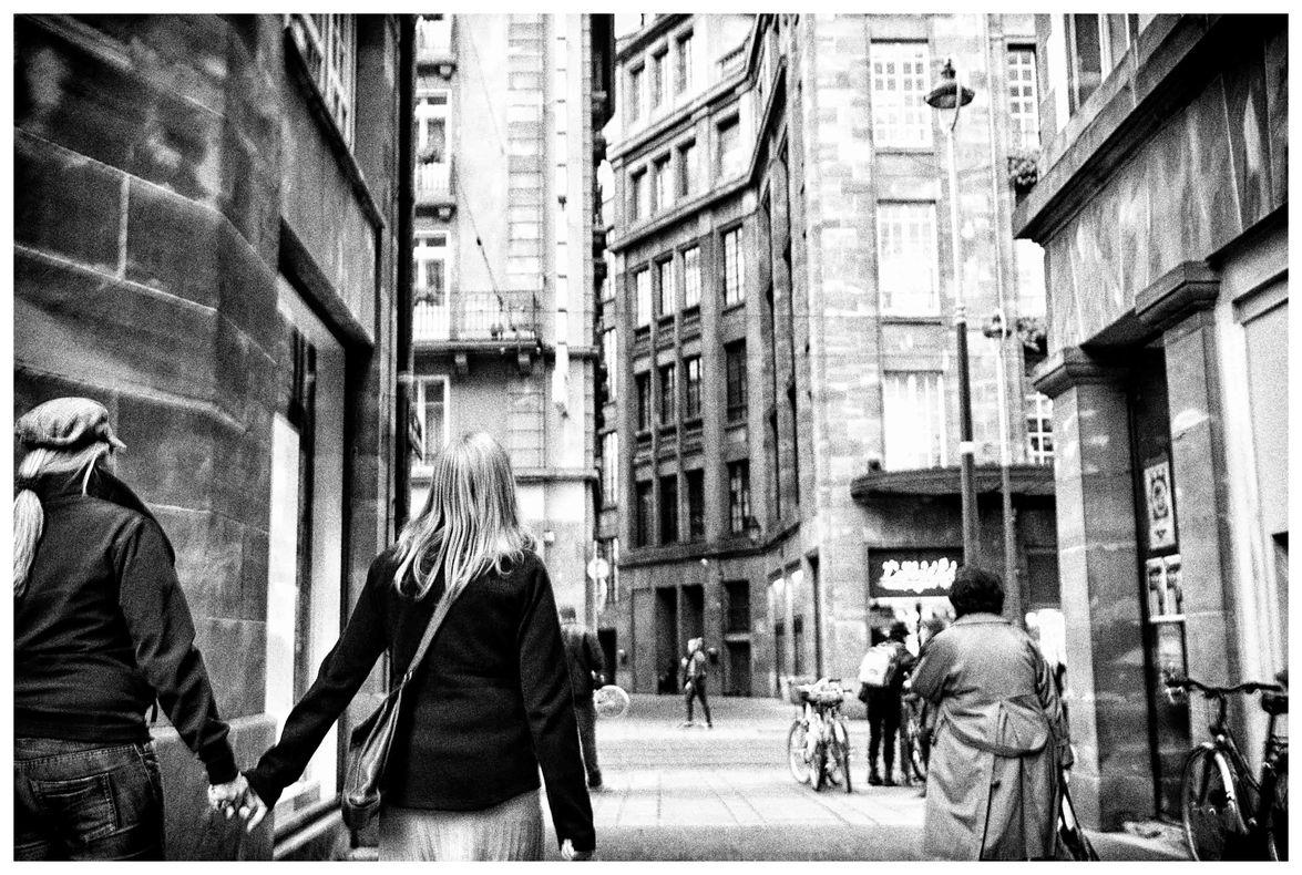 PHOTOGRAPHIER UN COUPLE, STRASBOURG, ALSACE