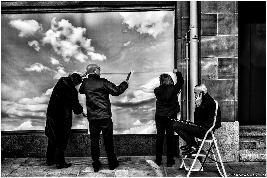 strasbourg le ciel des galeries lafayette