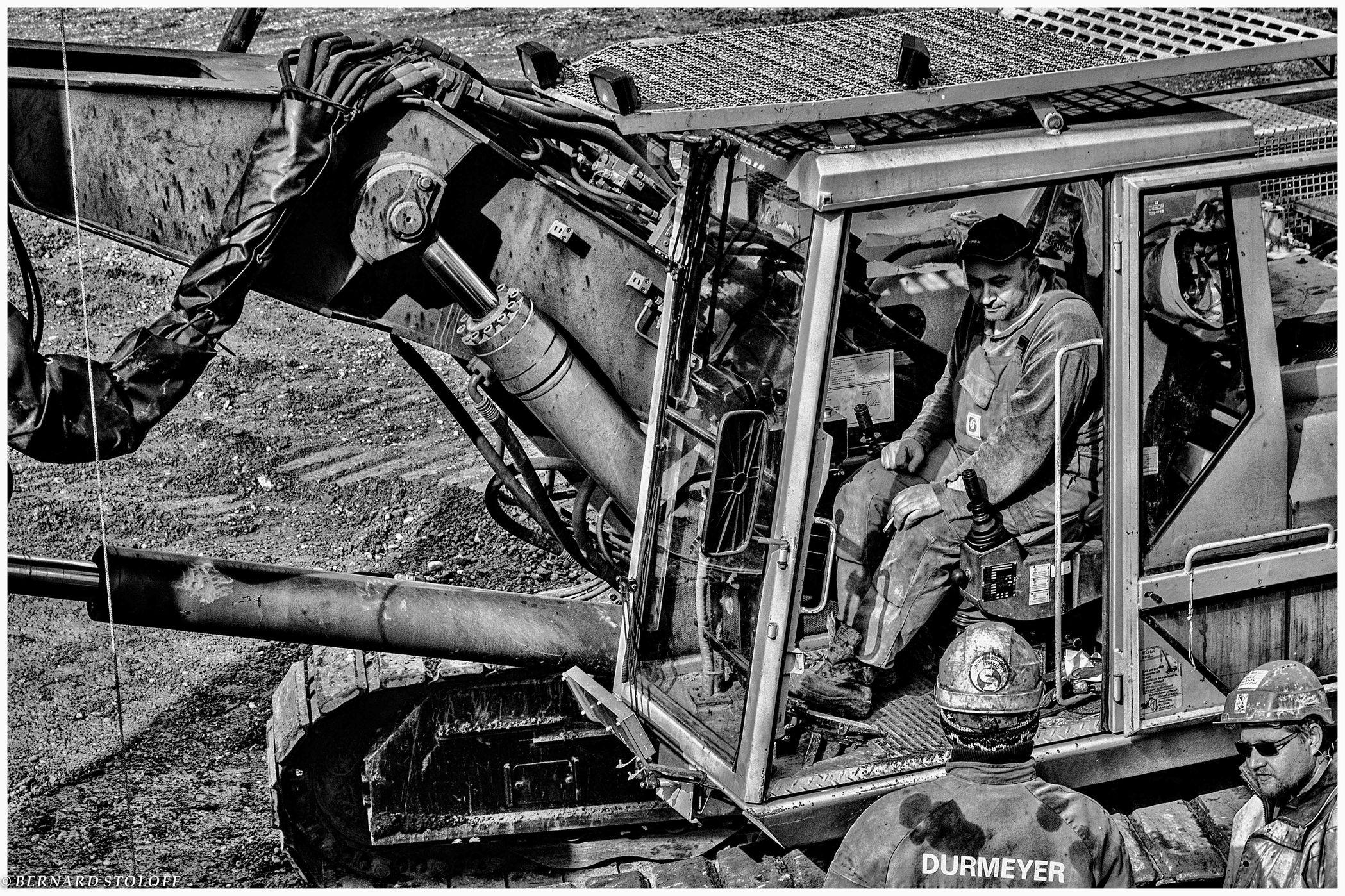 PHOTOGRAPHIER L'HOMME ET LA MACHINE, HOPITAL DE HAUTEPIERRE, STRASBOURG, ALSACE