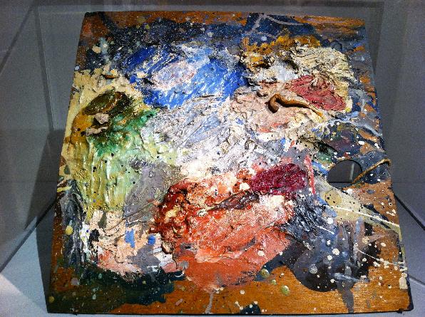 LA PALETTE DE PICASSO (Art Basle 2012)