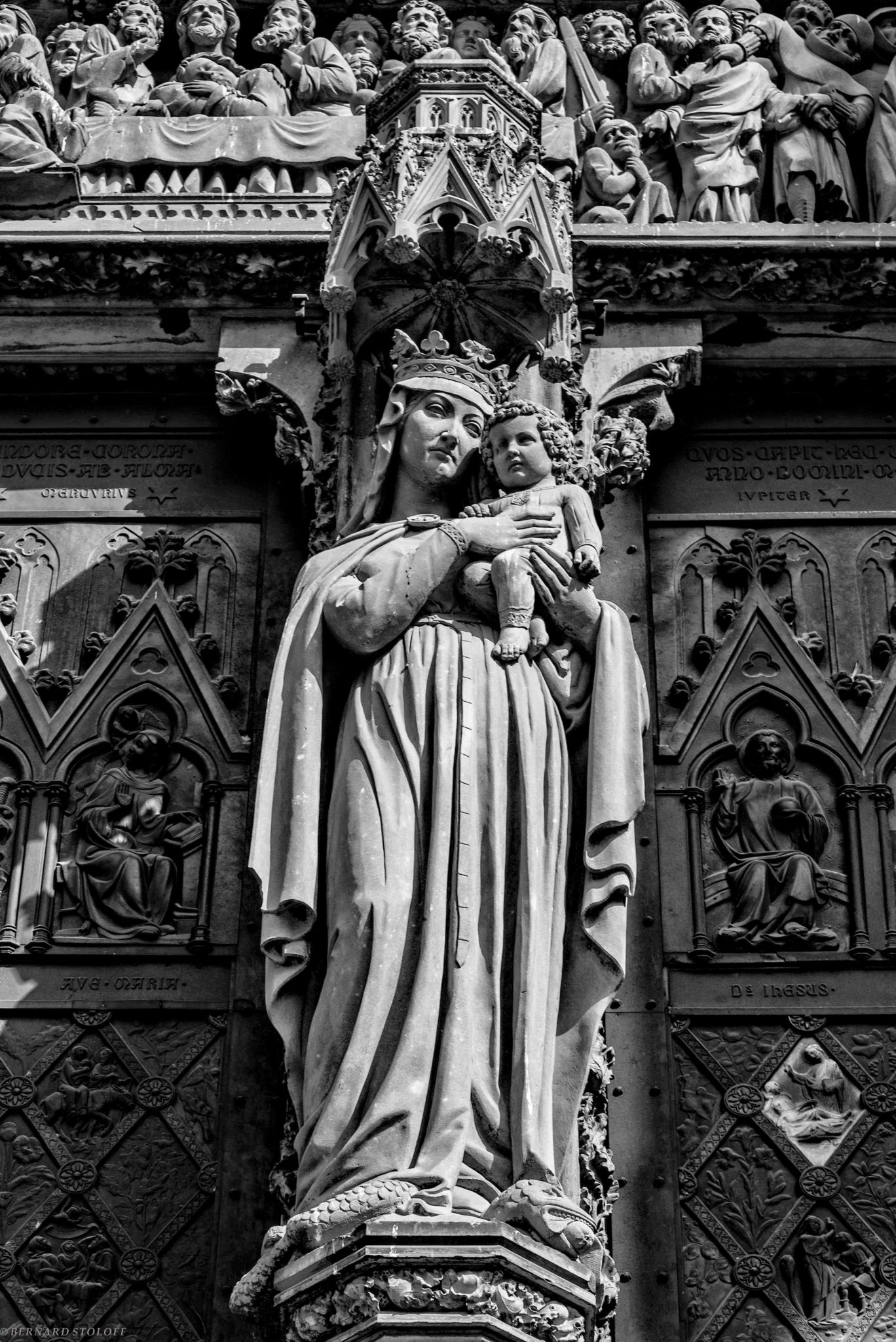 Cathédrale de Strasbourg...